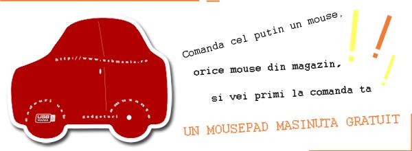 mouse pad masinuta gratuit