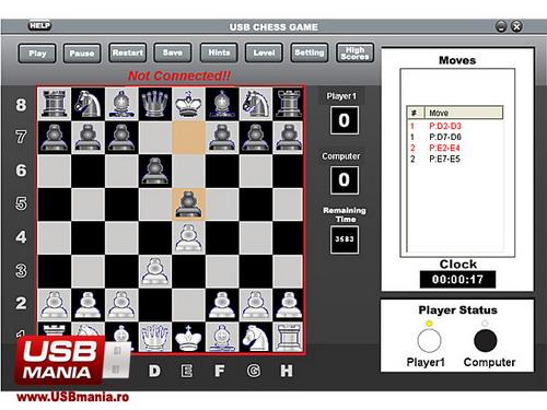 joc sah electronic