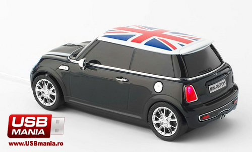 mouse usb masinuta mini cooper