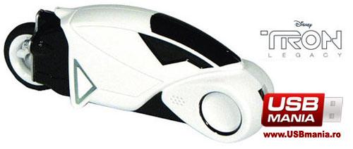 memorie usb motocicleta tron: legacy 8gb