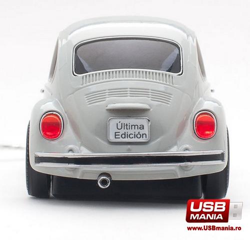 Mouse USB Volkswagen Beetle Ultima Edicion