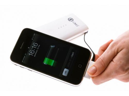 baterie reincarcare gadget apple