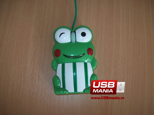 mouse froggy
