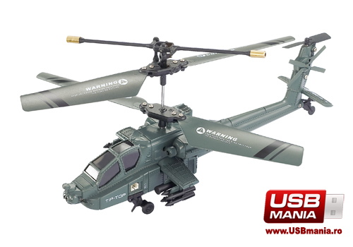 jucarie usb elicopter militar