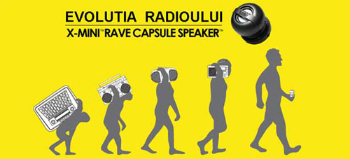 evolutia radio