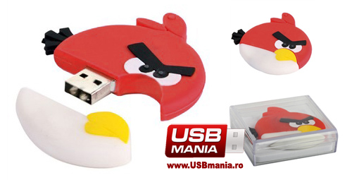 flash drive angry birds 8gb usb