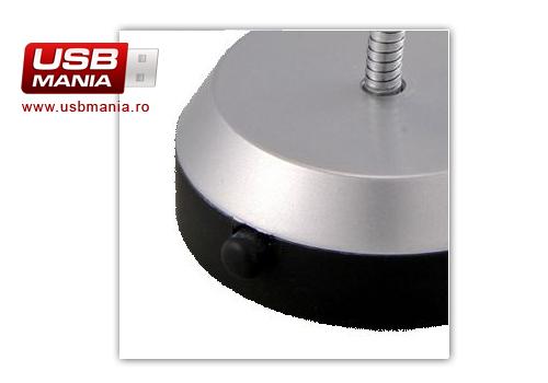 buton on off lampa usb