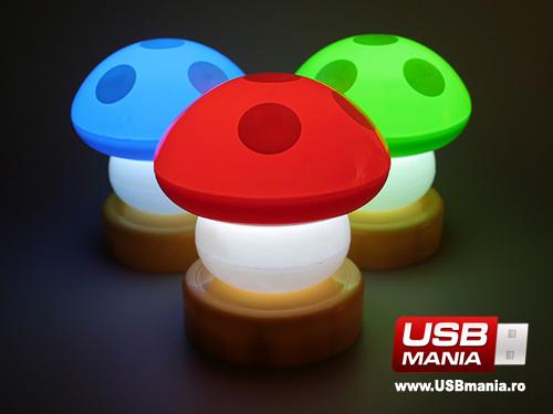 lampa usb