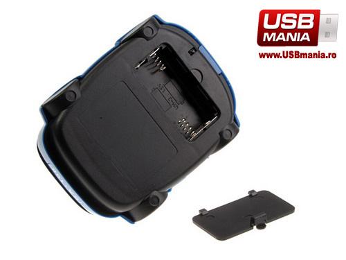 Scrumiera Masinuta USB