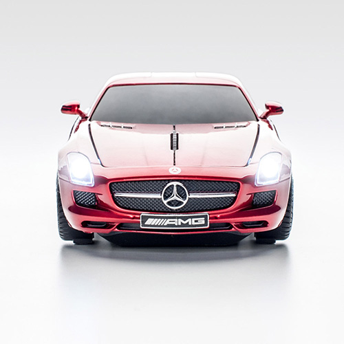 mouse mercedes sls amg_detailed1