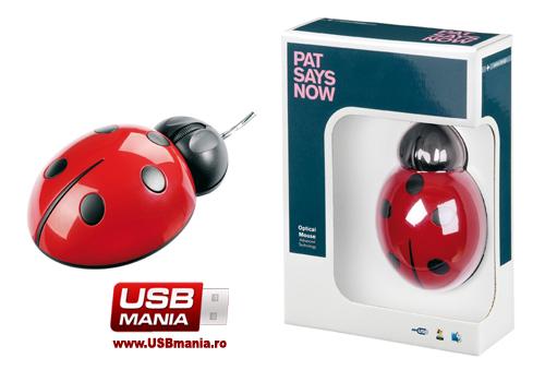 Mouse USB Buburuza
