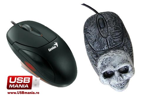 mouse genius craniu