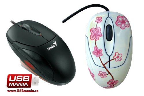 mouse genius flori