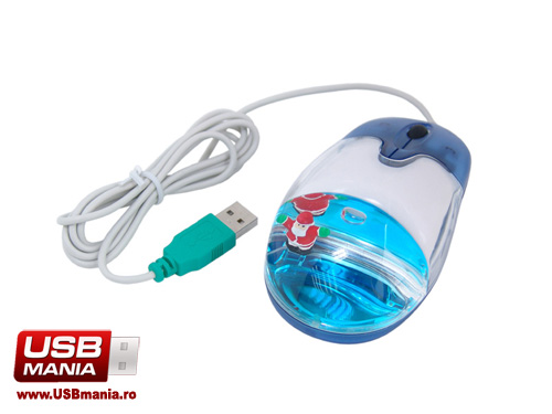 mouse optic mos craciun