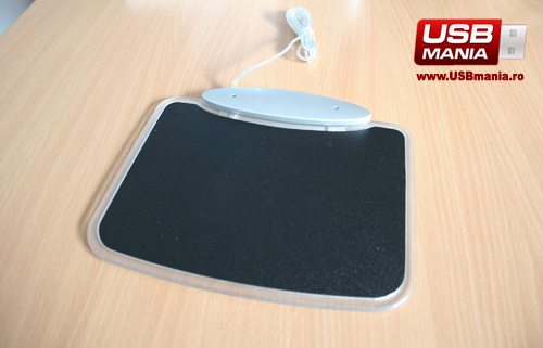 mousepad contur luminat