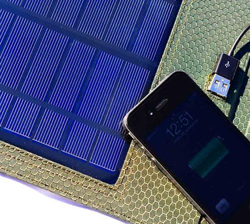 panou solar portabil