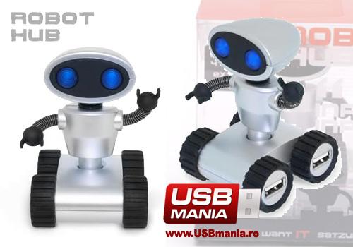 porturi usb hub robotel