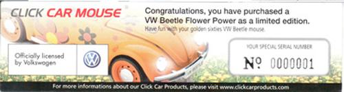 mouse beetle editie limitata