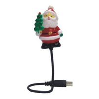 Lampa USB Mos Craciun