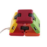 Hub USB Curcubeu