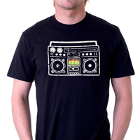Tricou Mp3 Player