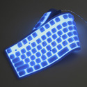 Tastatura Flexibila Iluminata