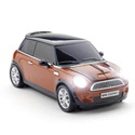 Mouse Masinuta - Mini Cooper Spice Orange