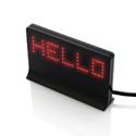 Afisaj USB cu LED-uri