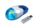 Mouse Wireless Cu Lichid