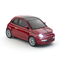Mouse Masinuta - Fiat 500