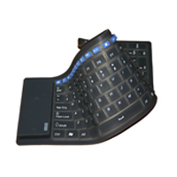 Tastatura Flexibila Wireless