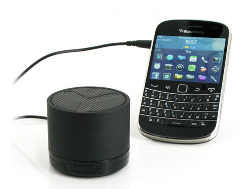 miniboxa portabila blackberry