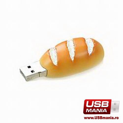 stick USB Freshly Baked in forma de paine