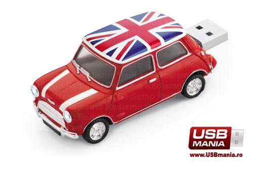 Stick usb mini cooper union