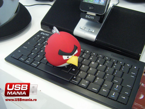 angry birds boxe usb