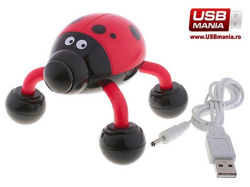buburuza masaj USB