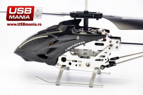 elicopter controlat de iphone