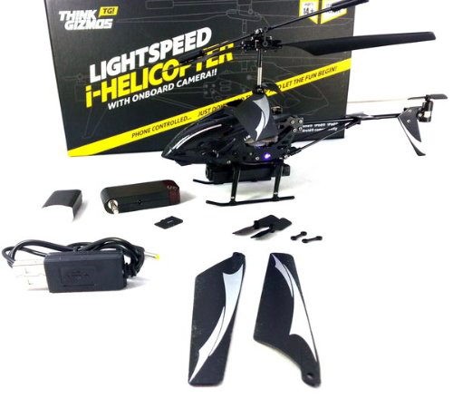 elicopter telecomandat cu giroscop si camera
