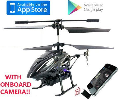 elicopter camera video
