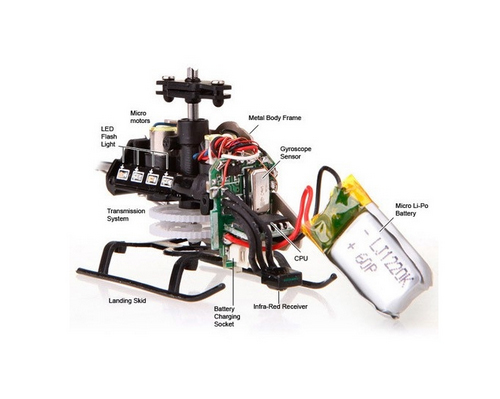 elicopter usb mini