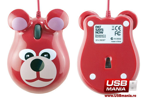mouse urs cadouri amuzante