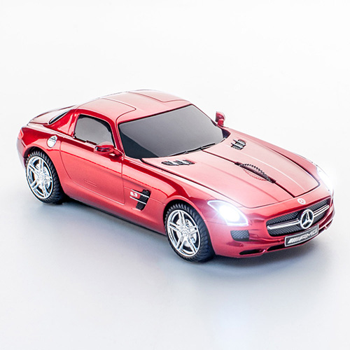 mouse mercedes sls amg_detailed2