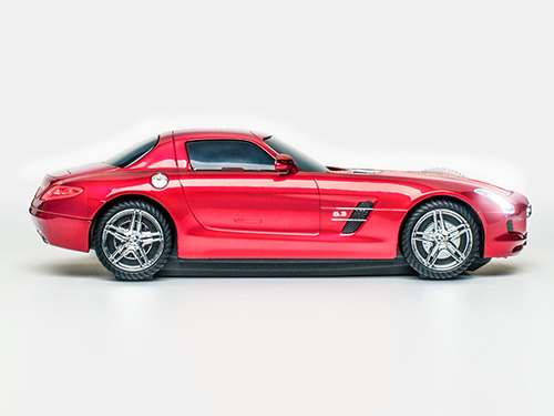 mouse mercedes sls amg_detailed5