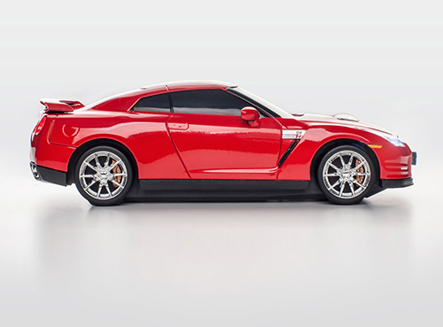 mouse nissan gt-r_detailed5