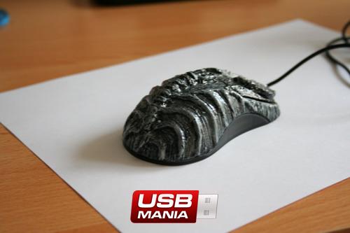 mouse fosilizat