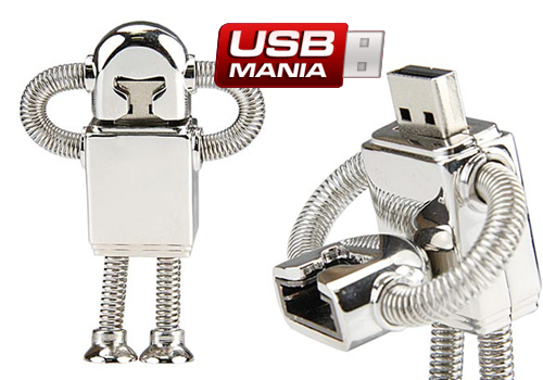 stick memorie robot