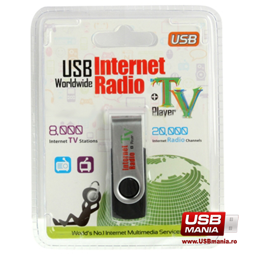 stick usb canale tv radio internet