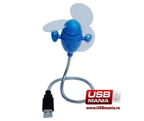ventilator usb avion